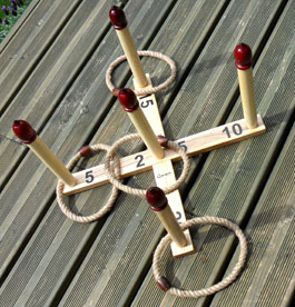 Quoits - Throwing Game